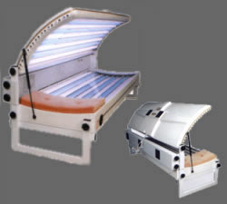 twin sunbed derby
